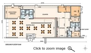 AutoCAD House Plans - CAD Design and Drafting Services